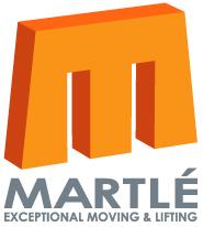 Logo MARTLE | Uitzonderlijk vervoer - montagekranen - begeleiding