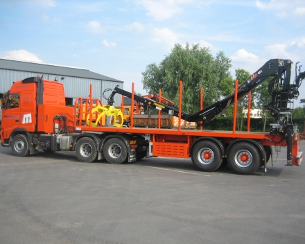 Rijplaten/Schotten - Trailers