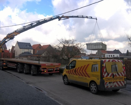 Montage-kranen Large tot Extra Large: 80 tot 145T/M + Fly-Jeep