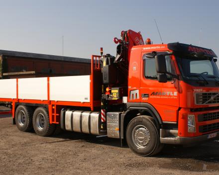 Vrachtwagens/Trekkers